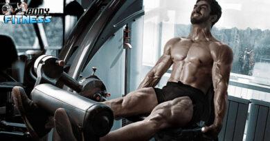 กล้ามเนื้อขา (Leg Muscle)