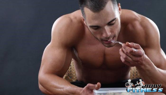 อาหารโปรตีนสูง เหมาะสำหรับนักเพาะกาย